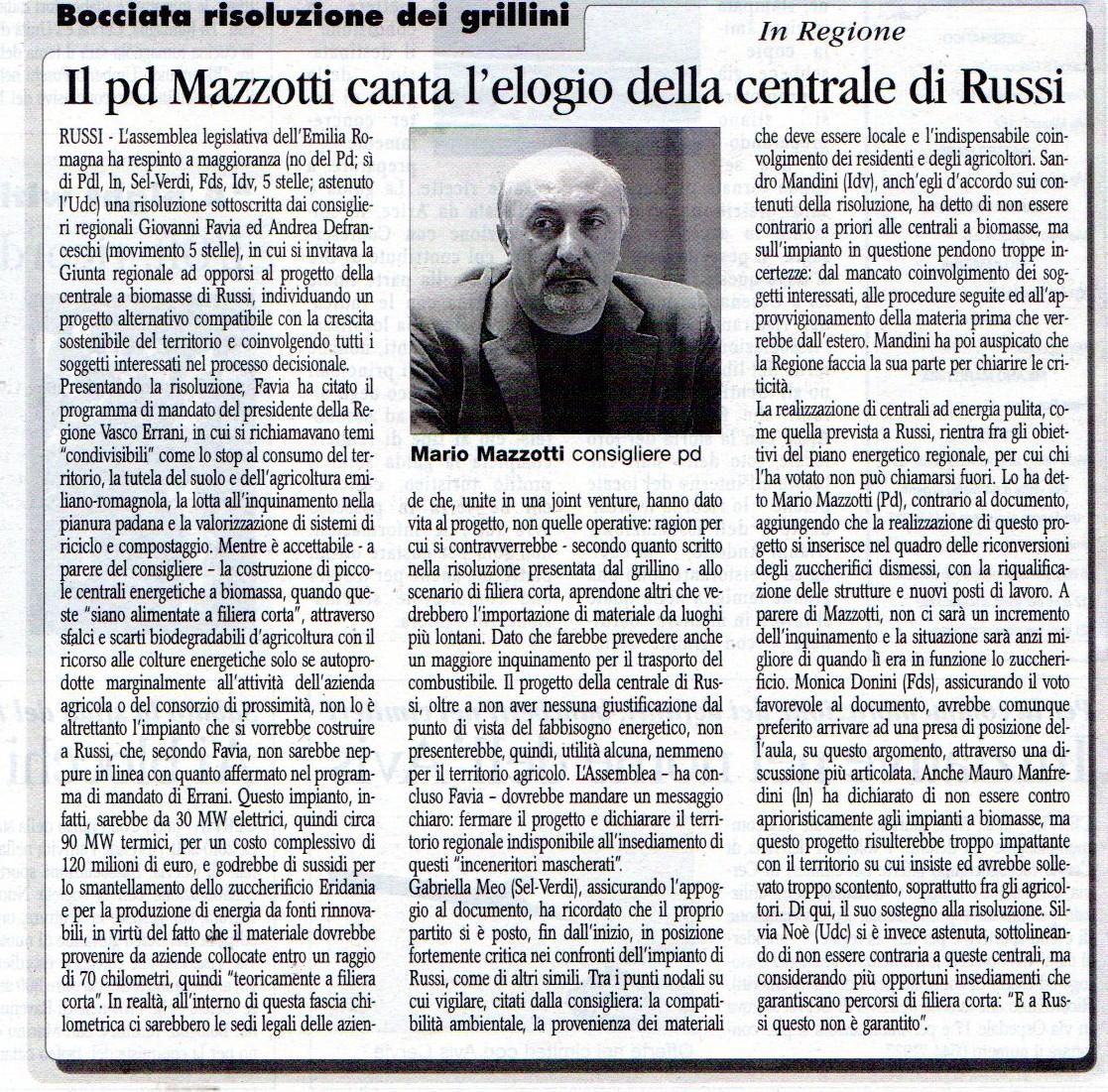 PD Mazzotti Russi