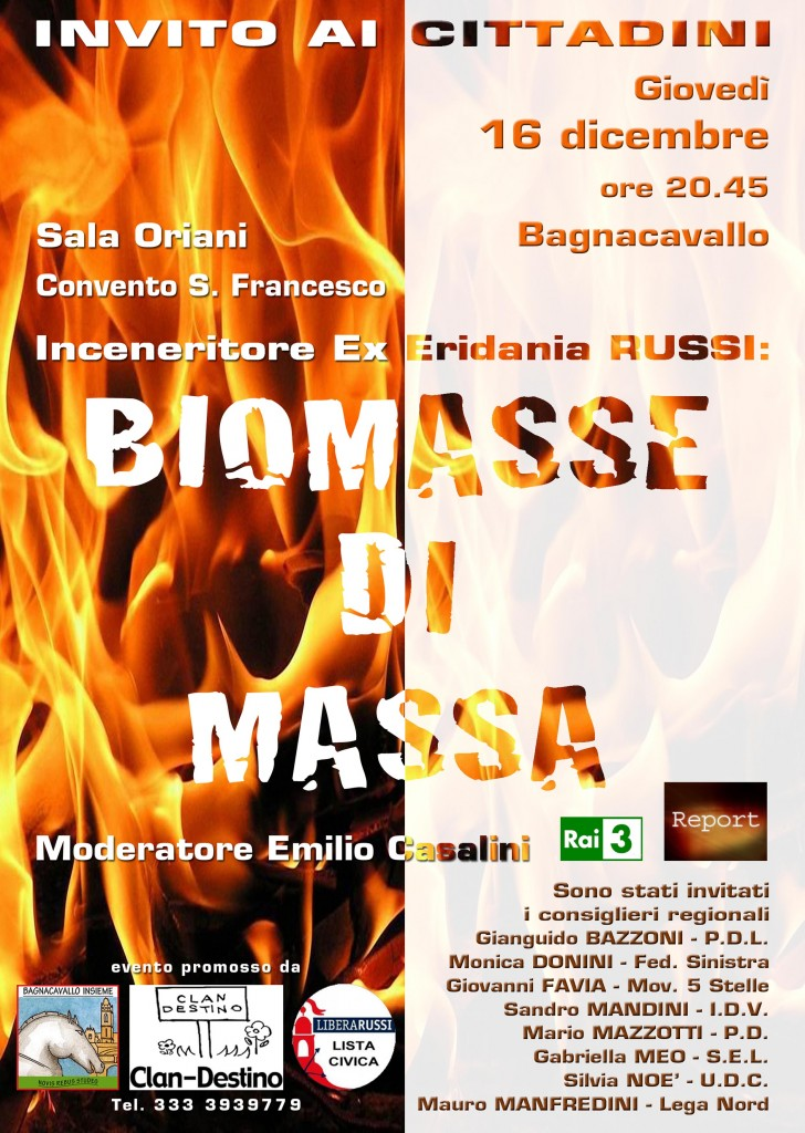 Biomasse di Massa 